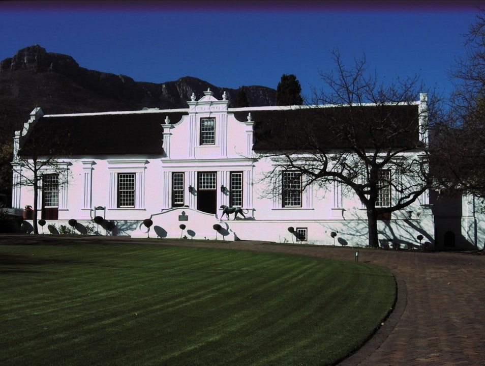 Great Accommodation! Stellenbosch  South Africa