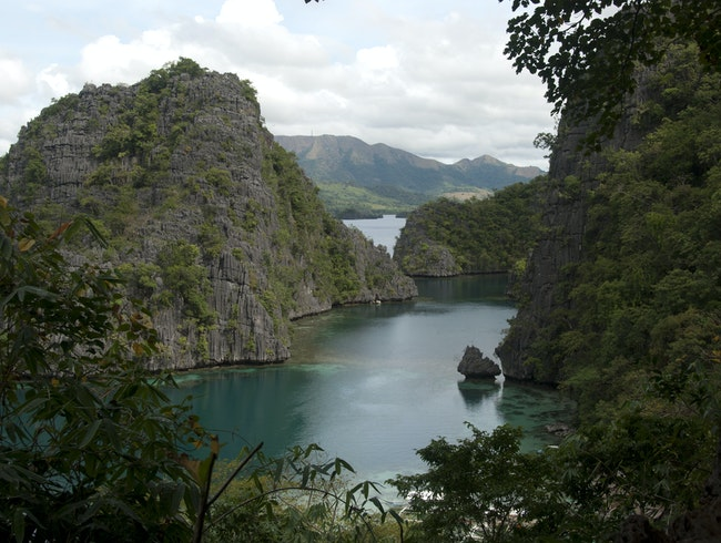 Kayangan Lake - Our own Blue Lagoon
