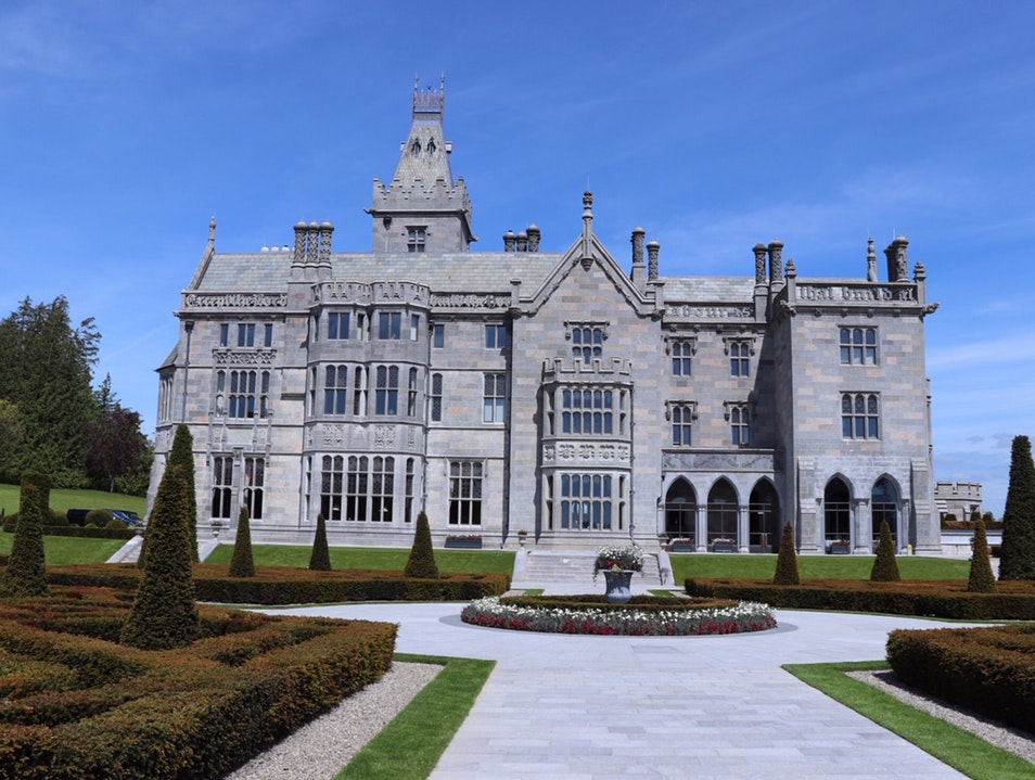 Live like a lord or lady at Adare Manor Adare  Ireland