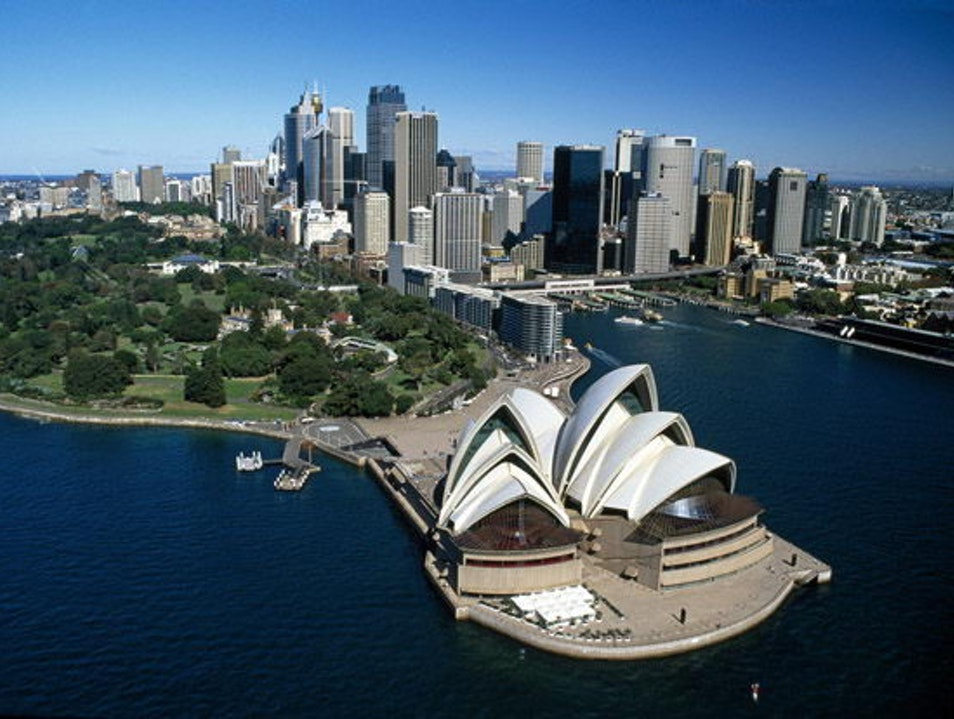 Travelling with children, where to go when you visiting Sydney Australia