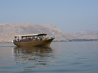 Sea of Galilee   Israel
