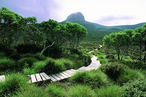 Cradle Mountain Huts Walk, Tasmania