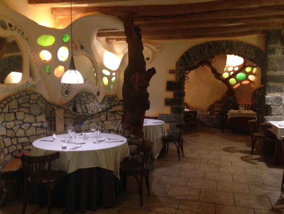 Feast on creative local cuisine at Celler dels Joglars Montardit De Baix  Spain