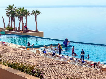 Oh Beach Hotel & Resort Restaurant    Jordan