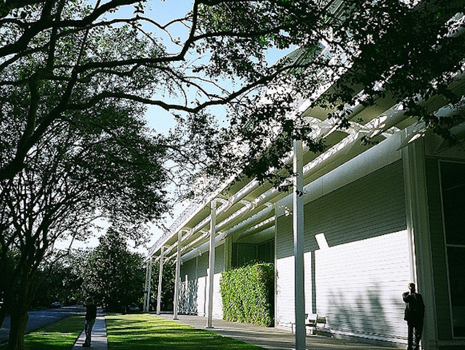 See the Menil Collection