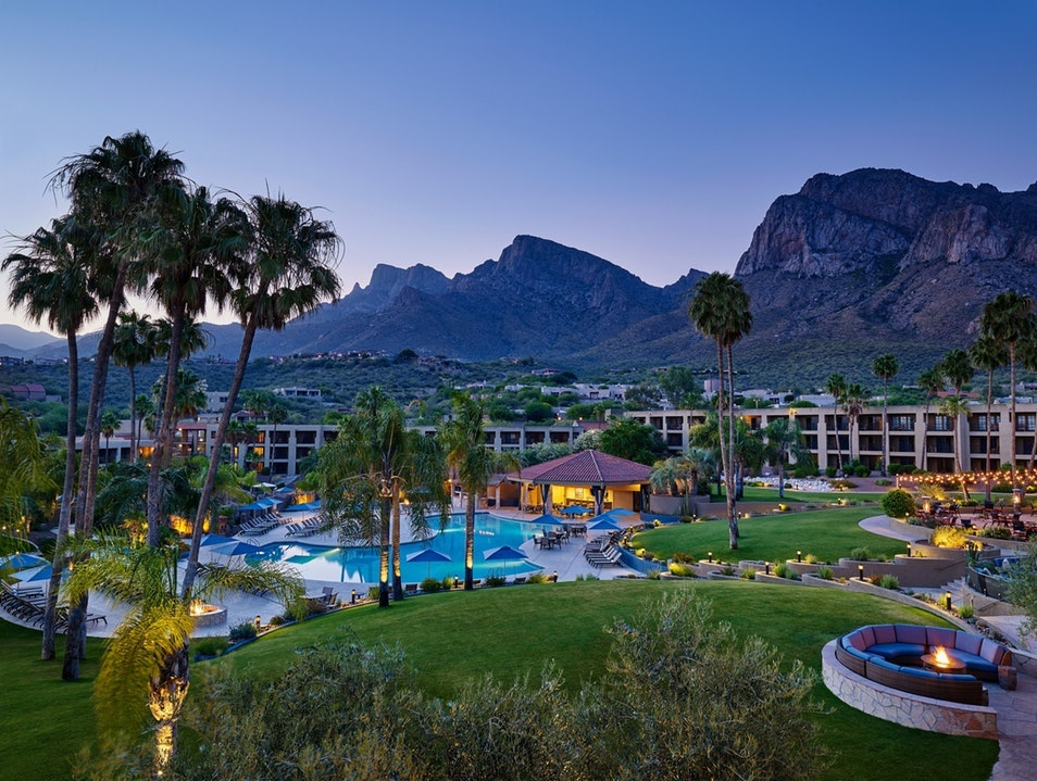 The Natural Beauty of Tucson Oro Valley Arizona United States
