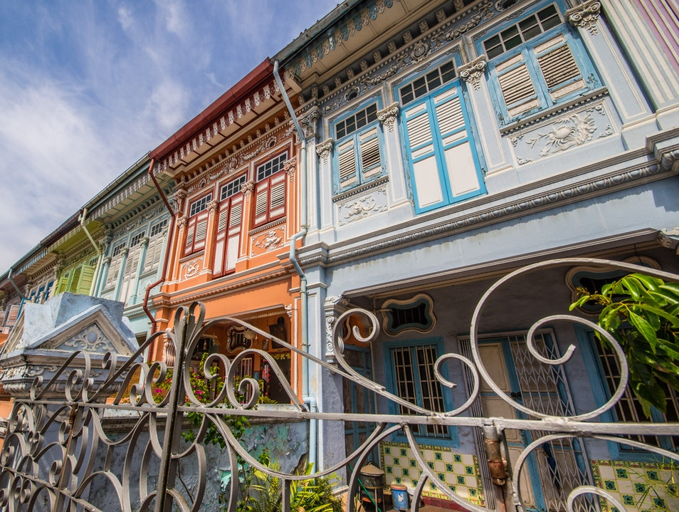 Koon Seng Painted Ladies Singapore  Singapore