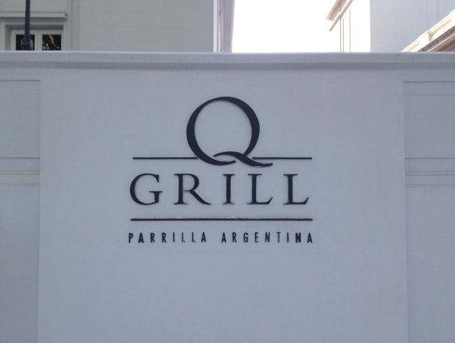 Perfect Parilla at Grill Q