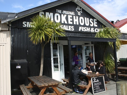 The Smokehouse Cafe Mapua  New Zealand