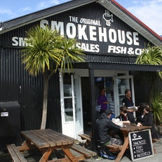 The Smokehouse Cafe