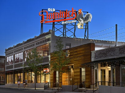 Old Dominick Distillery Memphis Tennessee United States
