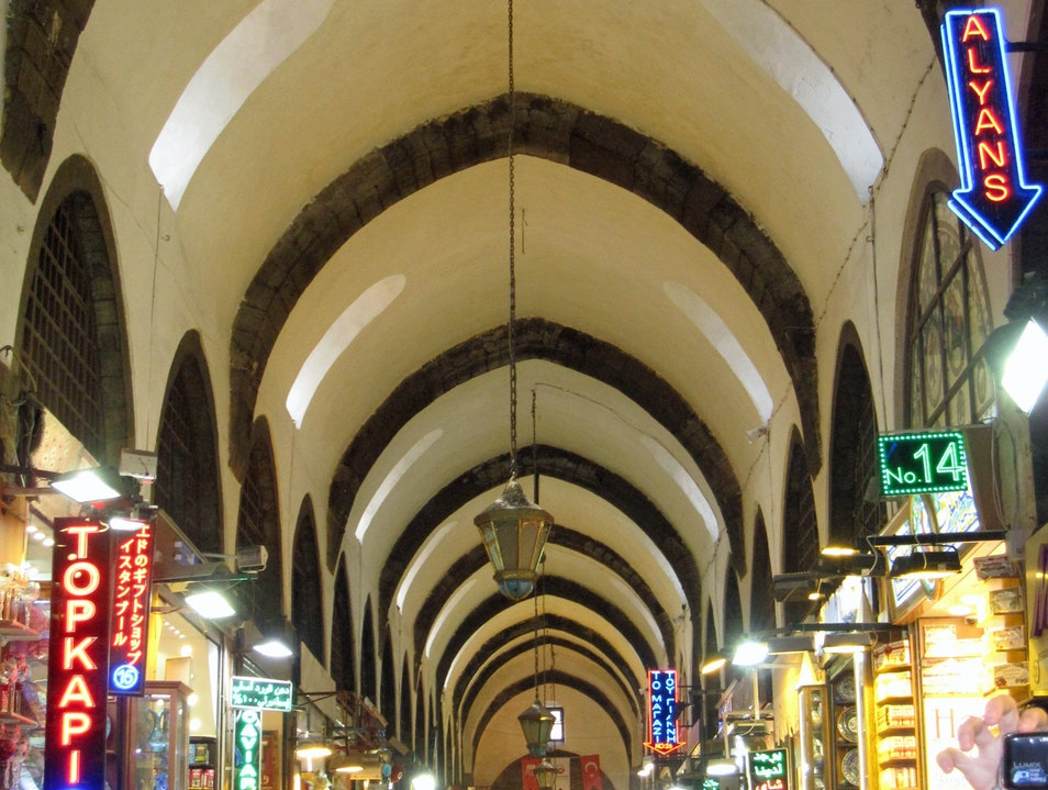 Arches and Lights