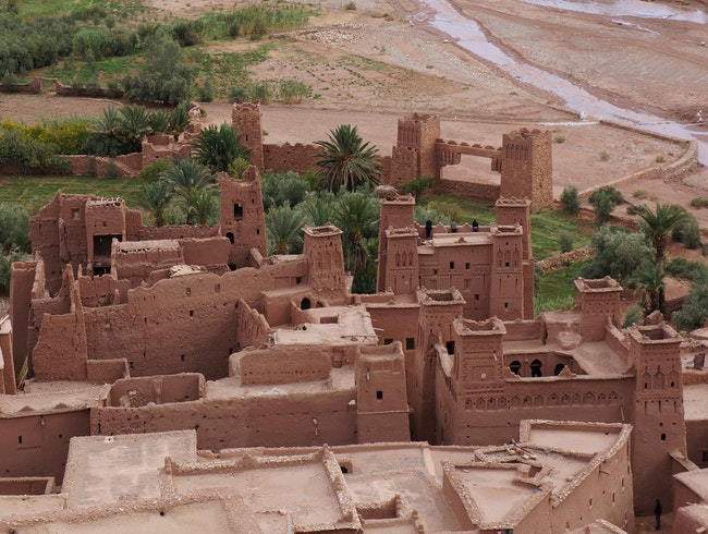 Aït Benhaddou - Kasbah worth Rocking