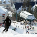 Station Mont Tremblant Mont-Tremblant  Canada
