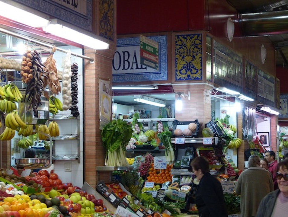 Market and More Seville  Spain