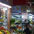 Triana Market Seville  Spain