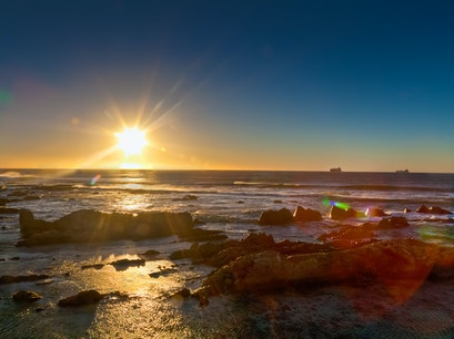 Seapoint Cape Town  South Africa