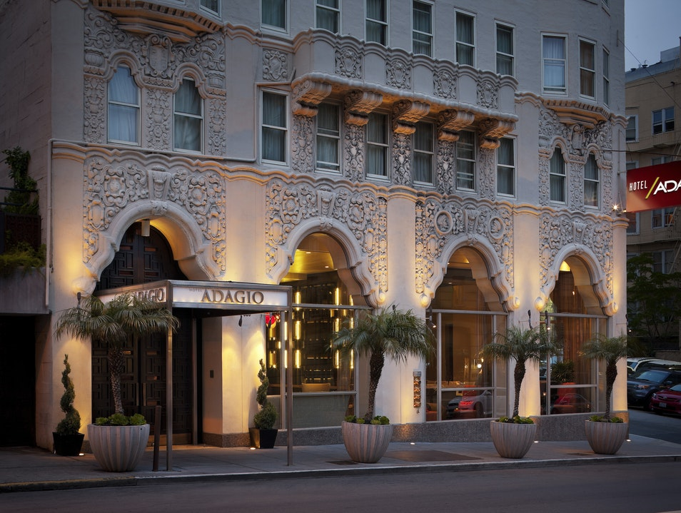 Hotel Adagio, Autograph Collection San Francisco California United States