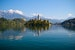 Ridiculously beautiful Lake Bled, Slovenia Bled  Slovenia