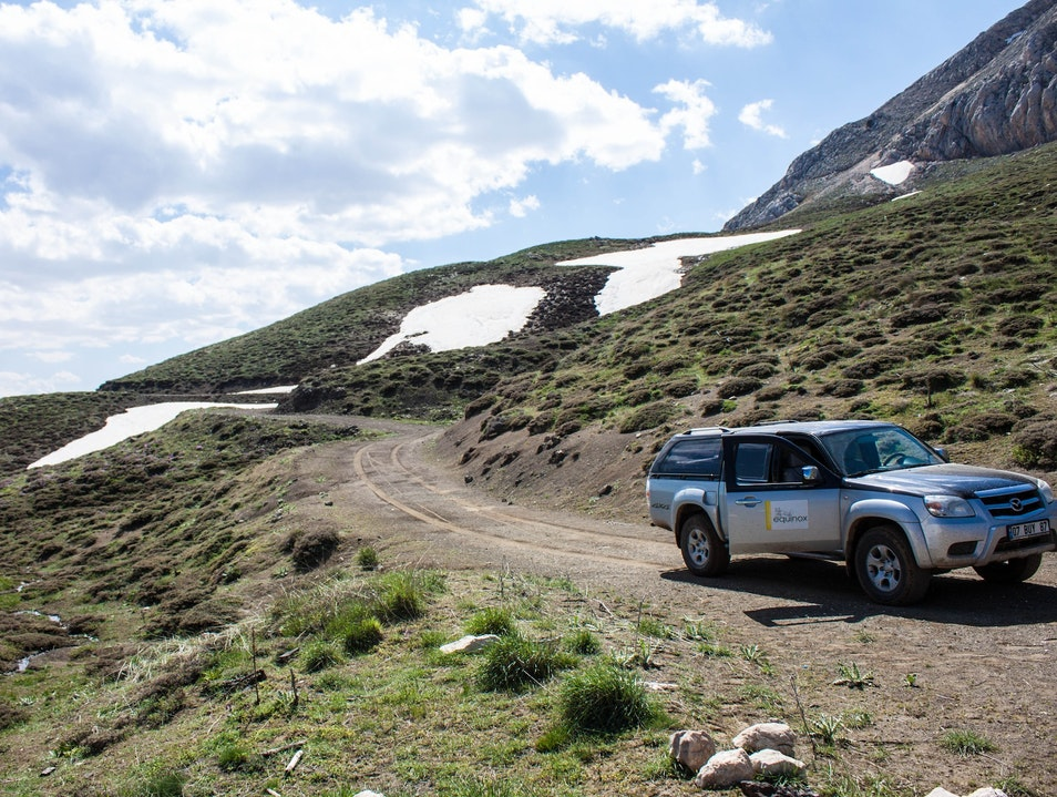 4x4 Tours in the Taurus Mountains Çukur  Turkey