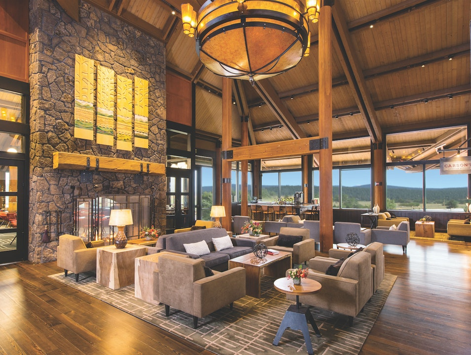 Family-friendly luxury and outdoor paradise