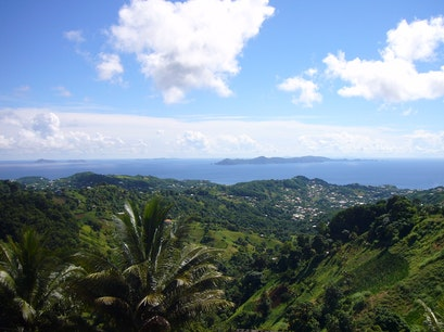 Belmont Lookout St. George  Saint Vincent and the Grenadines