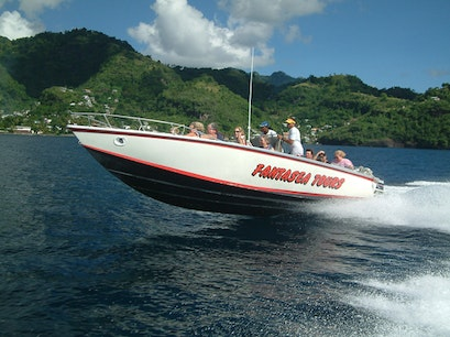 Fantasea Tours Arnos Vale  Saint Vincent and the Grenadines