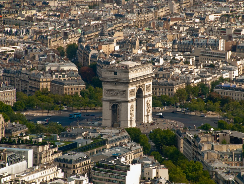 The Second Best View in Paris? Paris  France