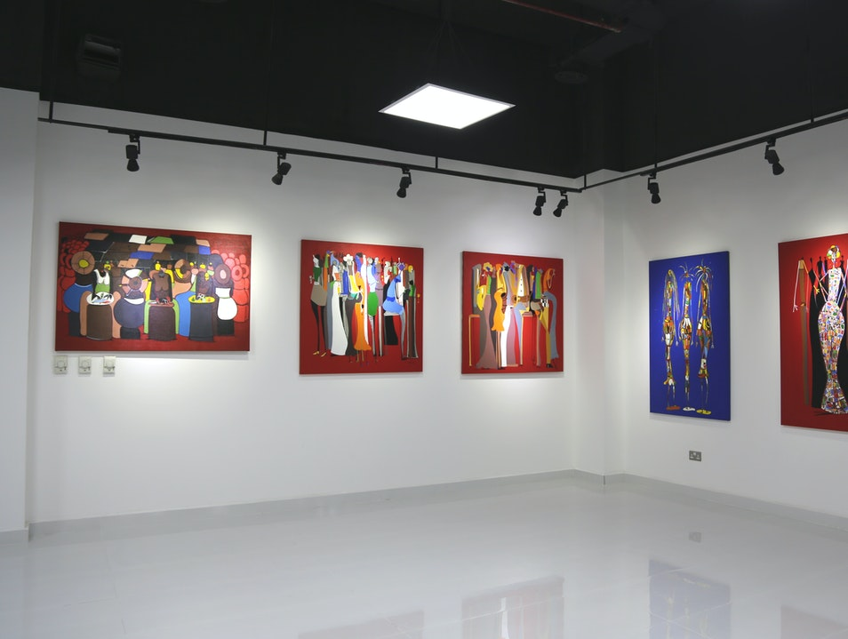 Baginskaya Gallery & Studio  Dubai  United Arab Emirates