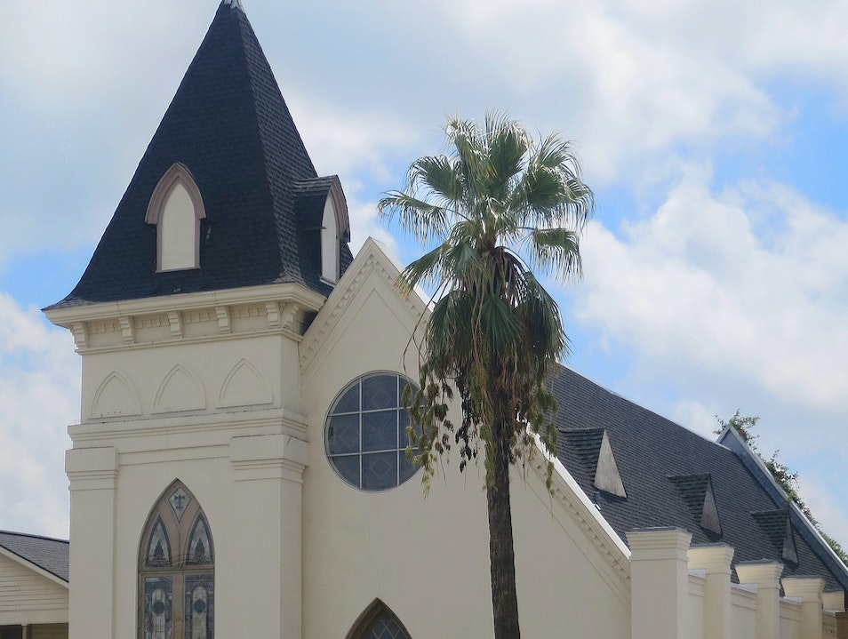 Reedy Chapel AME Church Galveston Texas United States