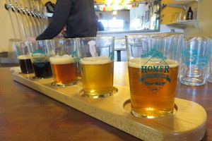 Homer Brewing Co