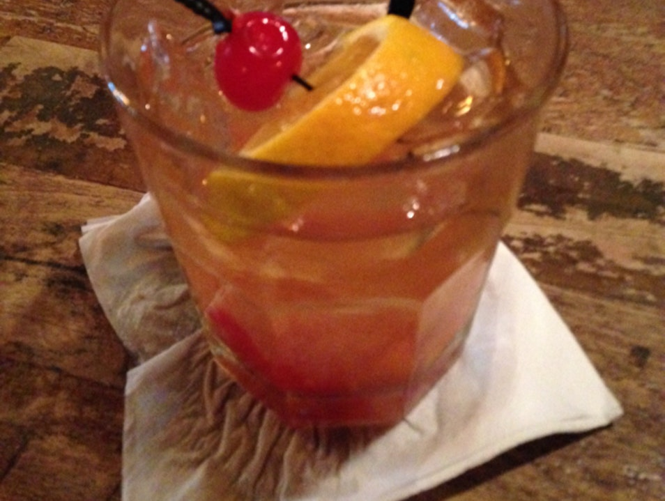 Brandy Old Fashioned Goodness Madison Wisconsin United States