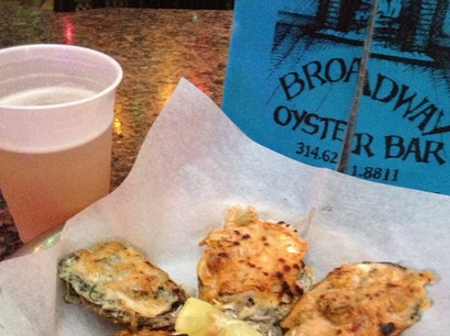 Broadway Oyster Bar St. Louis Missouri United States