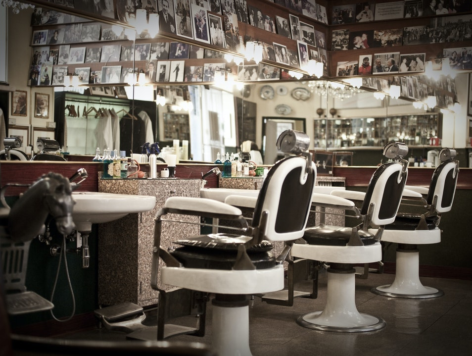Indulge in a Hot Towel Shave at Antica Barberia Colla