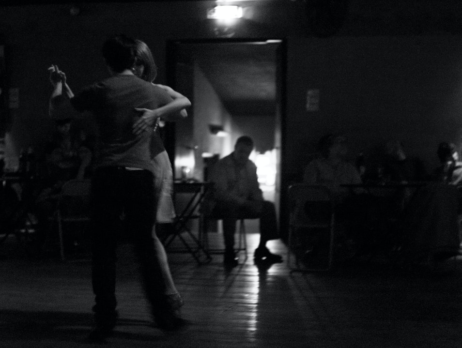 Tango; The Dance of Buenos Aires
