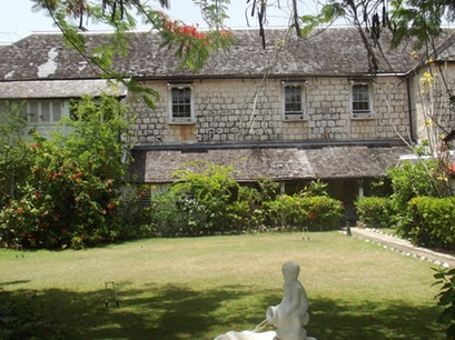 Greenwood Great House Saint James Parish  Jamaica