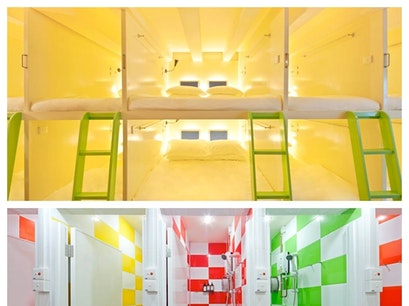Matchbox The Concept Hostel Singapore  Singapore