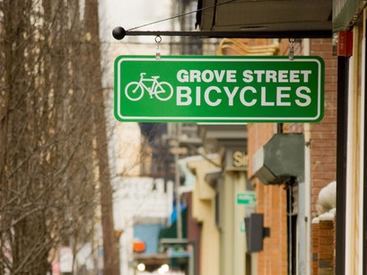 Grove Street Bicycles Jersey City New Jersey United States