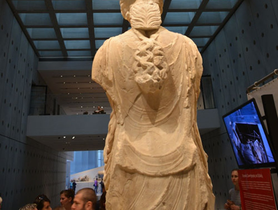 Athens Tips Part 18 - The Acropolis Museum Athens  Greece