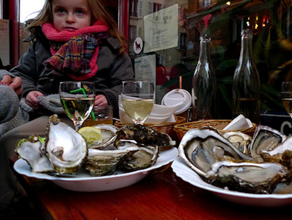 The Perfect Paris Oyster Paris  France