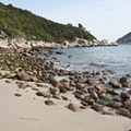Turtle Cove Beach   Hong Kong  Hong Kong