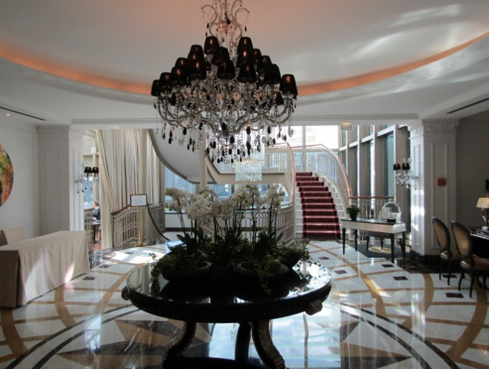 Relax in luxury at  a renovated Porto palace