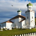 Holy Ascension of Our Lord Cathedral Unalaska Alaska United States
