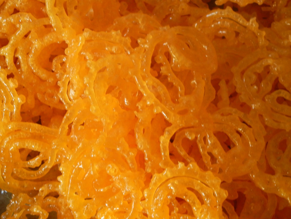 India's Jalebi: a decadent experience Ahmedabad  India