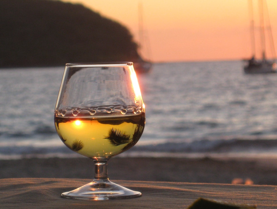 Tequila Sunset Zihuatanejo  Mexico