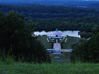 Satchidananda Ashram Yogaville Buckingham Virginia United States