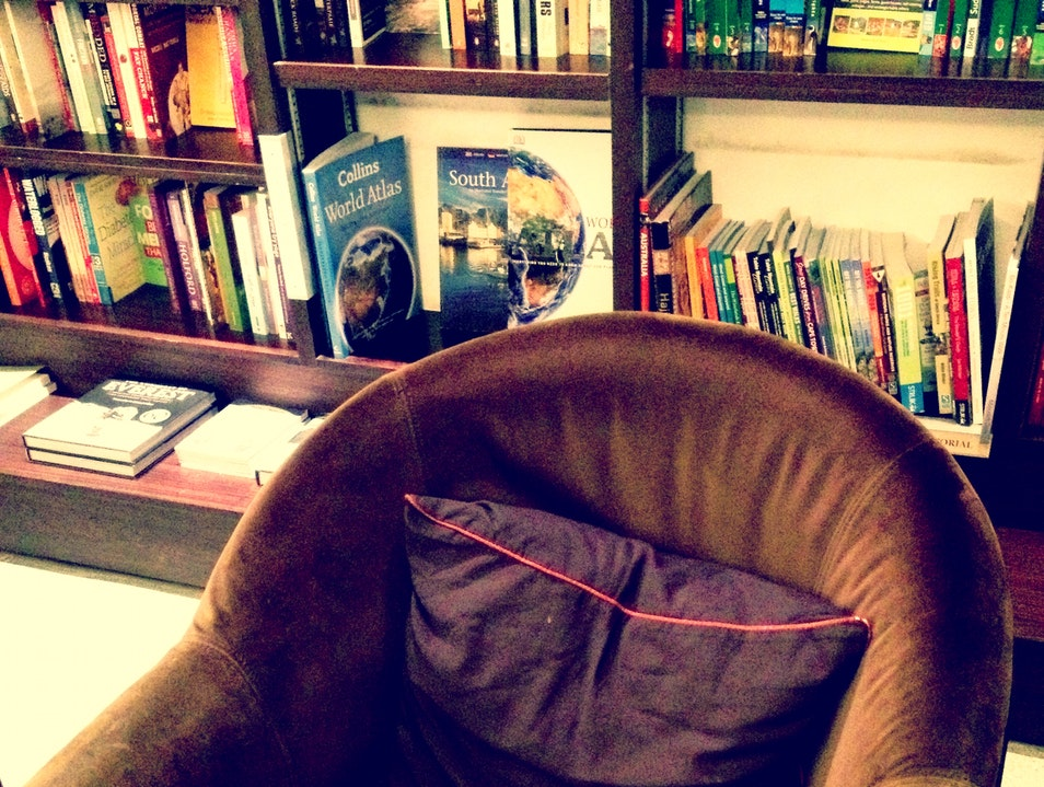 Browse in This Eclectic, Independent Bookstore Cape Town  South Africa