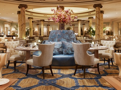 Tea at the Fairmont San Francisco California United States