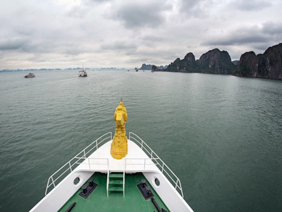 Halong Bay with Dragon Legend Cruise