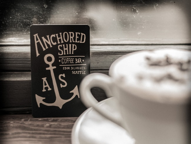 Anchored Ship: A Ballard Treasure in Seattle